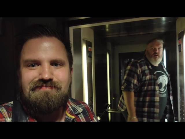 Awkward Hodor Video
