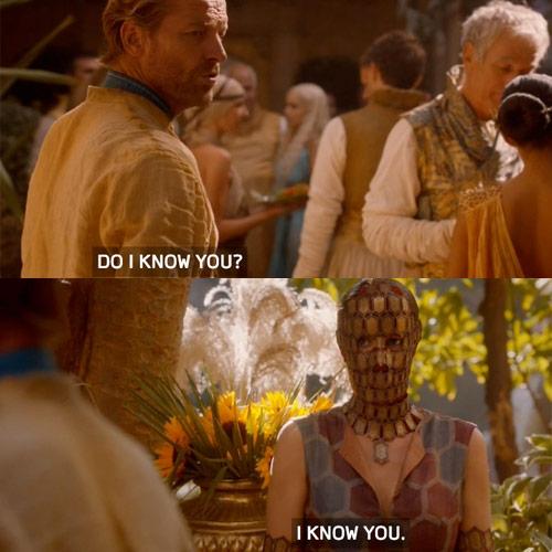 Who will save Ser Jorah 2